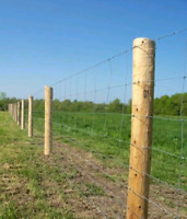 Farm and Acreage Fencing - SRB Construction