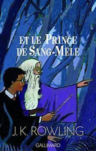 Harrry Potter et le Prince de Sang-Mele by J. K. Rowling West Island Greater Montréal image 1