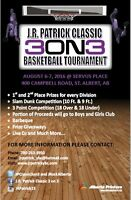 J.R. Patrick Classic 3 on 3 Basketball Tournament