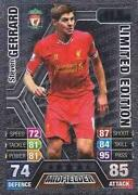 Match Attax Liverpool