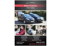 Driving Lessons In Ipswich - Evening and Weekends available
