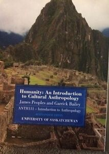 Cultural Anthropology, Humanities, Geography