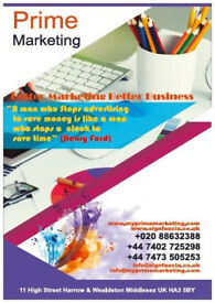 PRIME MARKETING SOLUTIONS LIMITED
