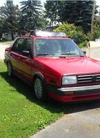 1992 Volkswagen Jetta Mk2