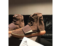 YEEZY 750 brown chocolate size 10.5 DS 100% authentic