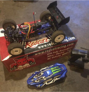 1/8 Bushless 4wd buggy in excellent condition