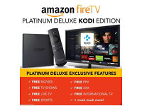 Amazon Fire Tv Stick FULLY LOADED WITH ALL UK CHANNELS + CATCH UP