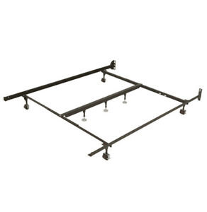 King bed base, adjustable double and queen