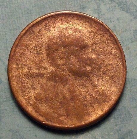 1982 Penny Error Ebay