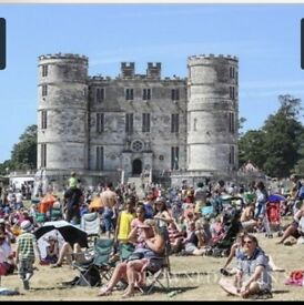 Camp Bestival - Camping plus ticket