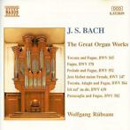 cd - J.S. Bach - The Great Organ Works