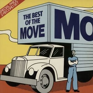 best of The Move 2 vinyl record set 1970s classic British Rock
