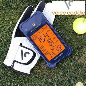 NEW GOLF LAUNCH MONITOR SC200 246423478 VOICE CADDIE W/ AUDIBLE OUTPUT IN BLUE