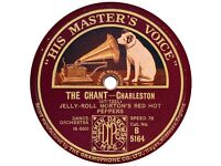 78rpm Record collections purchased