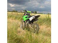 Kawasaki kx 85 2005