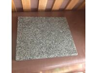 Granite chopping board for the kitchen