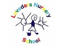 Level 3 qualified Nursery Nurse