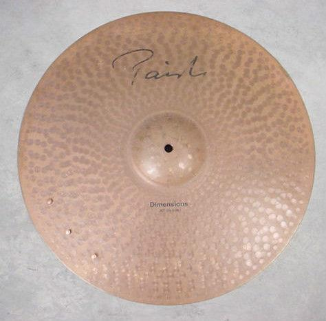 paiste dry ride cymbals ebay. Black Bedroom Furniture Sets. Home Design Ideas