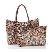 Leopard Diaper Bag