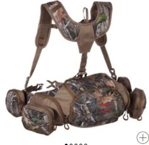 Red Head Hunting Fanny Pack