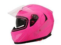 Flip up Front Motorbike Helmet (Brand New)