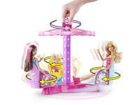 Barbie Sisters Doll - Spin Funfair Ride