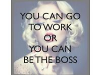 Need extra income?? Want to be your own boss?? Look no further