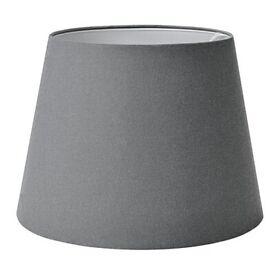 SKOTTORP lampshade 42 grey WAS £13 IKEA #BargainCorner #CircularHub