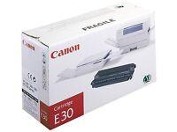 Canon E30 cartridge - genuine