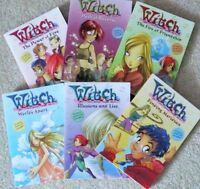 """The """"WITCH"""" Junior Series = SECRETS, DREAMS, ILLUSIONS & More"""