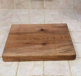 chopping board Handmade Elm