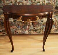 antique belle table de coté victorien 1800 1900