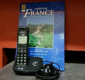 BT Single Handset Landline Cordless Phone with Charger like New