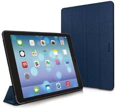 XtremeMac Microfolio Étui de protection pour Apple iPad 5 - Monaco Blau