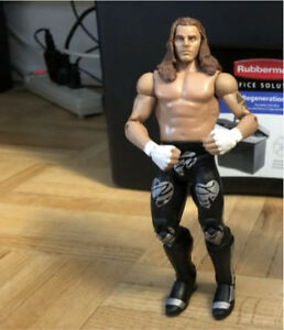WWE Shawn Michaels Figure