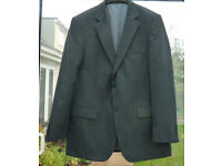 *Reduced* M&S Grey JACKET, Chest 42inch / Long Length, As New