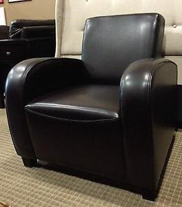 NEW Bonded Leather Chair.  Clearance Priced at $191.25 each