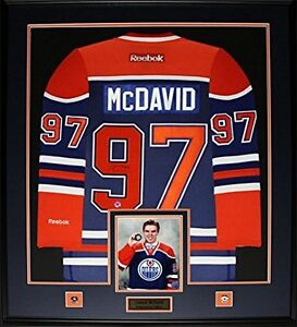 Custom Jersey & Picture Framing