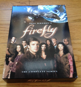Firefly Complete Series - DVDs
