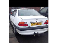 Toyota Avensis 2.0 litre saloon Wanted