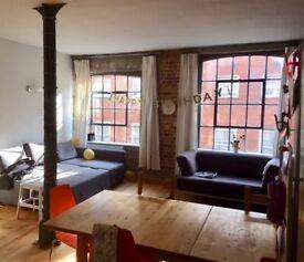 2 bed furnished Flat off Brick Lane