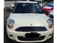 2013 MINI FIRST - ONLY 29,000 MILES - 1 year warranty, service and MOT included.