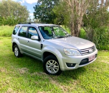 2008 Ford Escape SUV 4x4 Auto (1 Year free warranty) ) Yeerongpilly Brisbane South West Preview