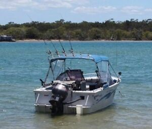 Quintrex 530 Freedom Sport Mount Coolum Maroochydore Area Preview