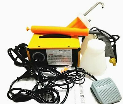 New Complete 1030 Psi Powder Coating System-paint Gun Pc04-5