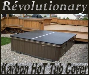 Strong Heavy Duty HoTTub Spa Cover London Ontario image 2