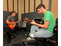 Private Music Lessons £20/hour (Guitar, Drums, Bass, Music theory, Keys, Music Production software)
