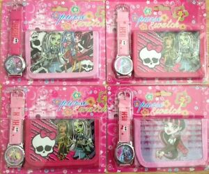 Monster-High-Purse-and-Watch-Set
