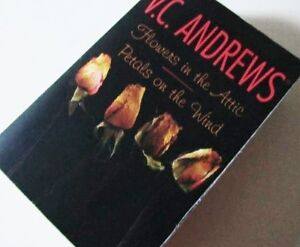*FLOWERS in the ATTIC* *PETALS on the WIND* by VC Andrews