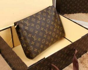 Louis Vuitton Toiletry Pouch All Prints and Sizes ( More Styles Brands Colors Available)